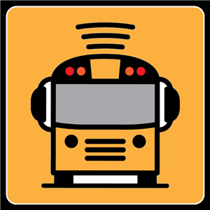 Here Comes the Bus mobile app icon