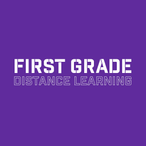 first grade  distance learning