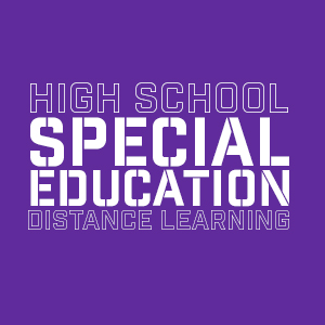 Special Education Distance Learning