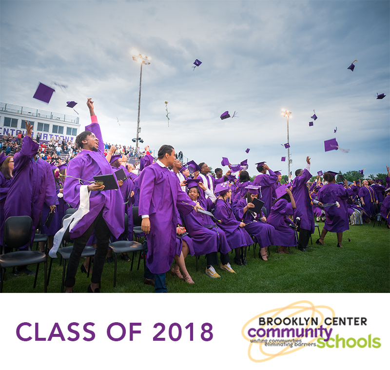 Hats off to the Class of 2018!