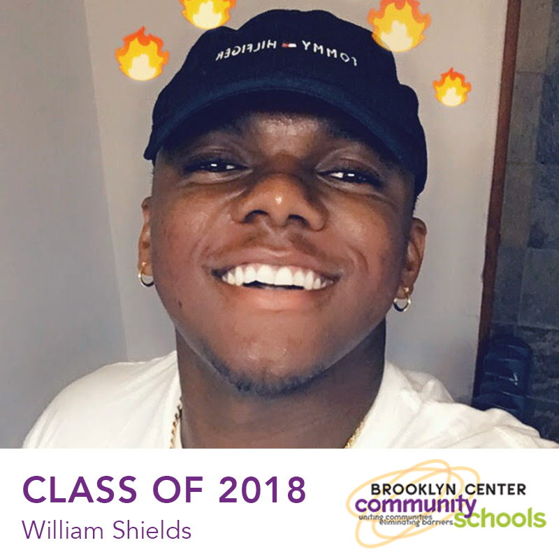 Class of 2018 – William Shields
