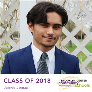 Class of 2018 – James Jensen