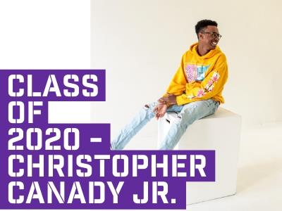 Class of 2020 - Christopher Canady Jr.