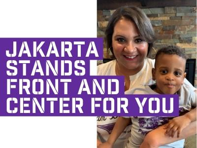Why I Stand Front and Center For You - Jakarta Turner