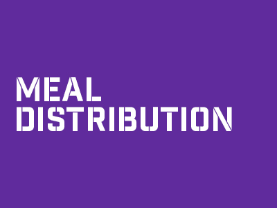 Meal distribution route changes, spring break information