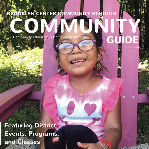 Register now for fall/winter Community Education programs and classes!