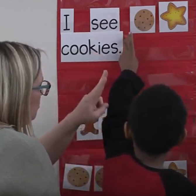 WATCH: CCX video about EB REAL at Earle Brown Elementary STEAM