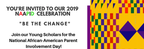 National African American Parent Involvement Day