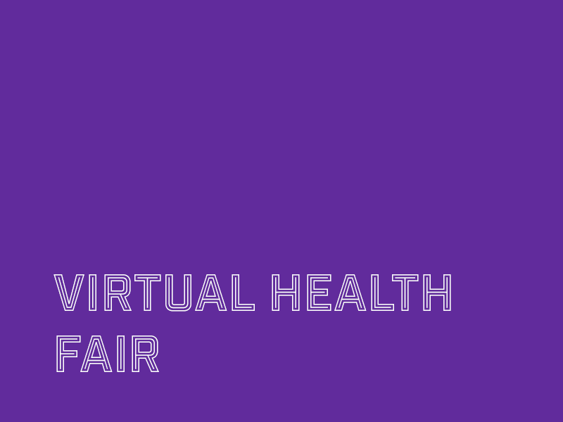 Virtual health fair