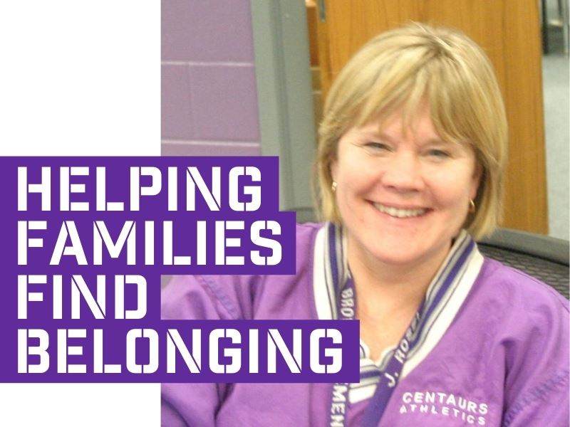 Helping families find belonging