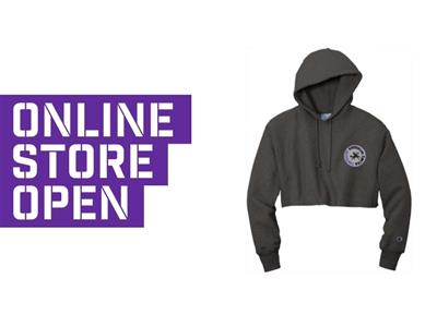 Apparel store now open